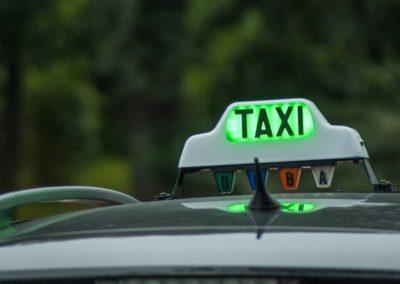 Devenir Taxi conventionné
