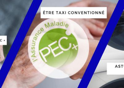 Devenir taxi conventionné: Bien comprendre le PEC + pour la facturation taxi transport malades assis